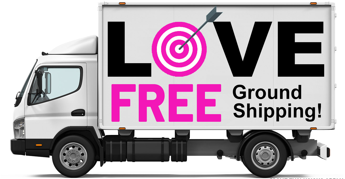 Love Free Shipping Website small