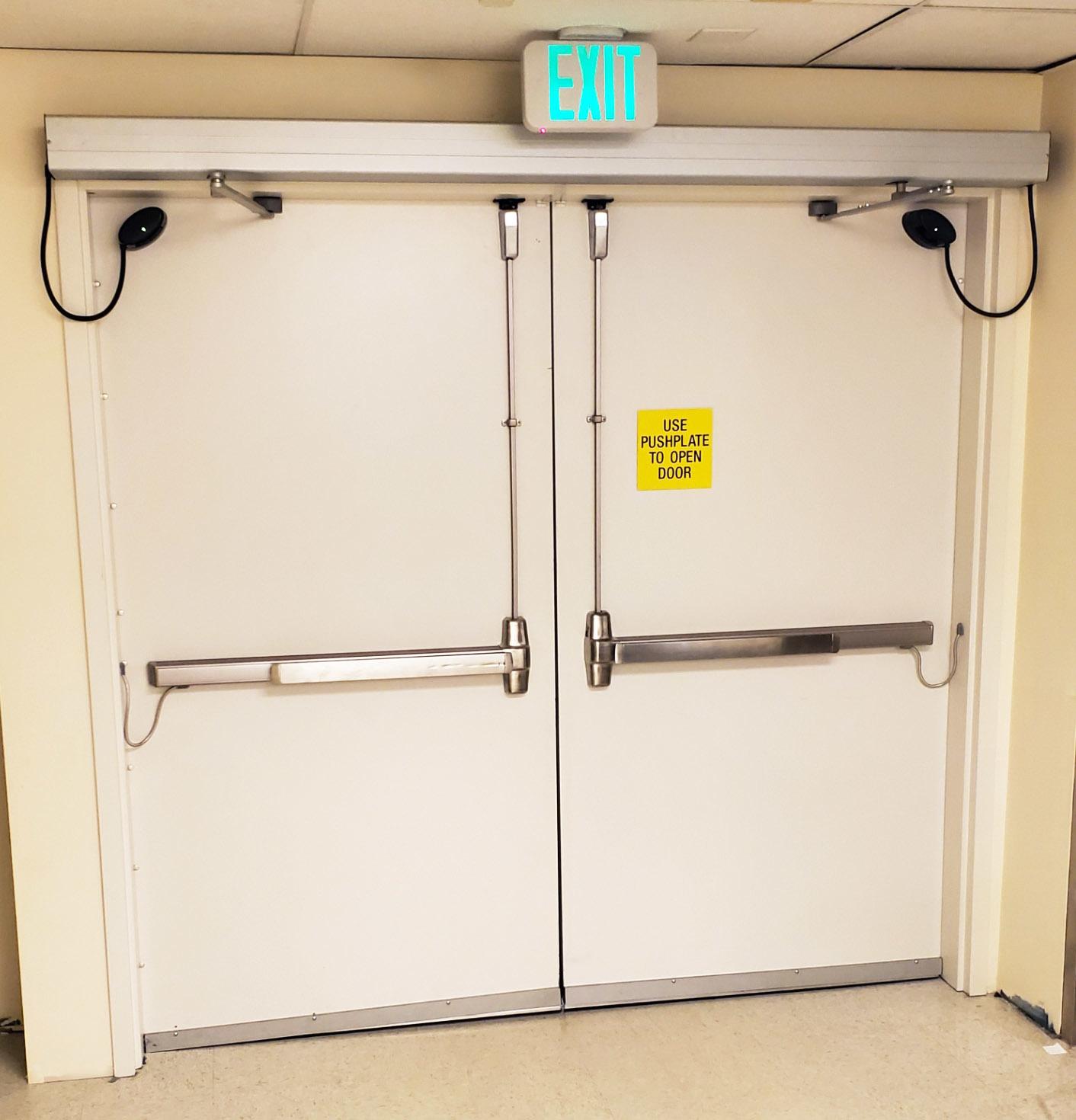 Door Controls Manufacturer - Custom